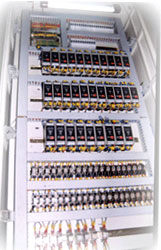 Electrical Control Panels,  M.C.C.S., M.D.B.s,